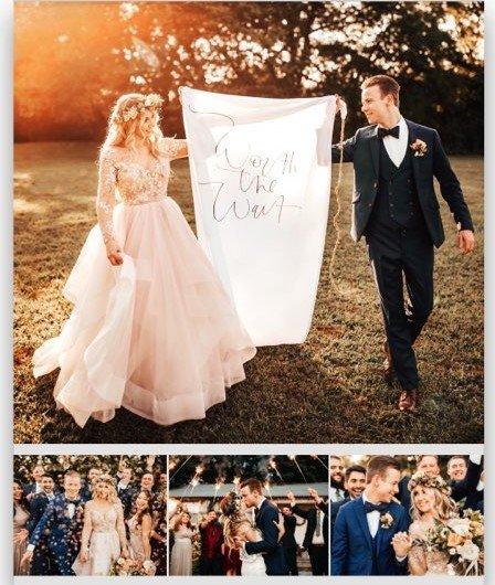 Nashville wedding Dance Gallery